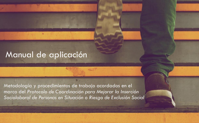 Manual de aplicación: metodología y procedimientos de trabajo