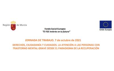 Jornada: Derechos, ciudadanía y cuidados. FECHA MODIFICADA