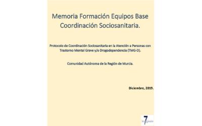Memoria Formación equipos base 2019.