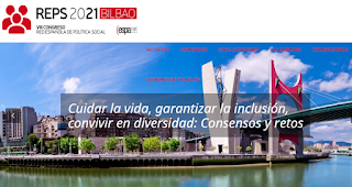 VIII Congreso Red Española de Política Social. Bilbao 2021